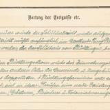 Im Januar 1946 wird der Schulunterricht wieder aufgenommen.
