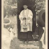Am 19. April 1936 feiert Adam Gensheimer in Ludwigsthal seine Primiz.