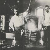 Glasmacherleben in jener Zeit