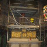 Hochaltar mit Christusfigur