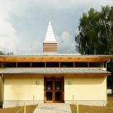 Fertige Kirche