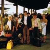 In der Woche nach dem Pfingstfest 1975 reisen aus Anlass des Hl. Jahres  12 Pilger aus unserer Pfarrgemeinde nach Rom.