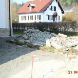 Neugestaltung des Kirchenumfeldes