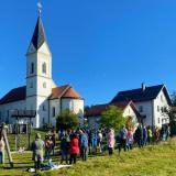 """Open-Air""- Familiengottesdienst des Pfarrverbandes am 04.10.2020"