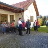 Seniorenausflug zum gr. Falkenstein 09.10.18